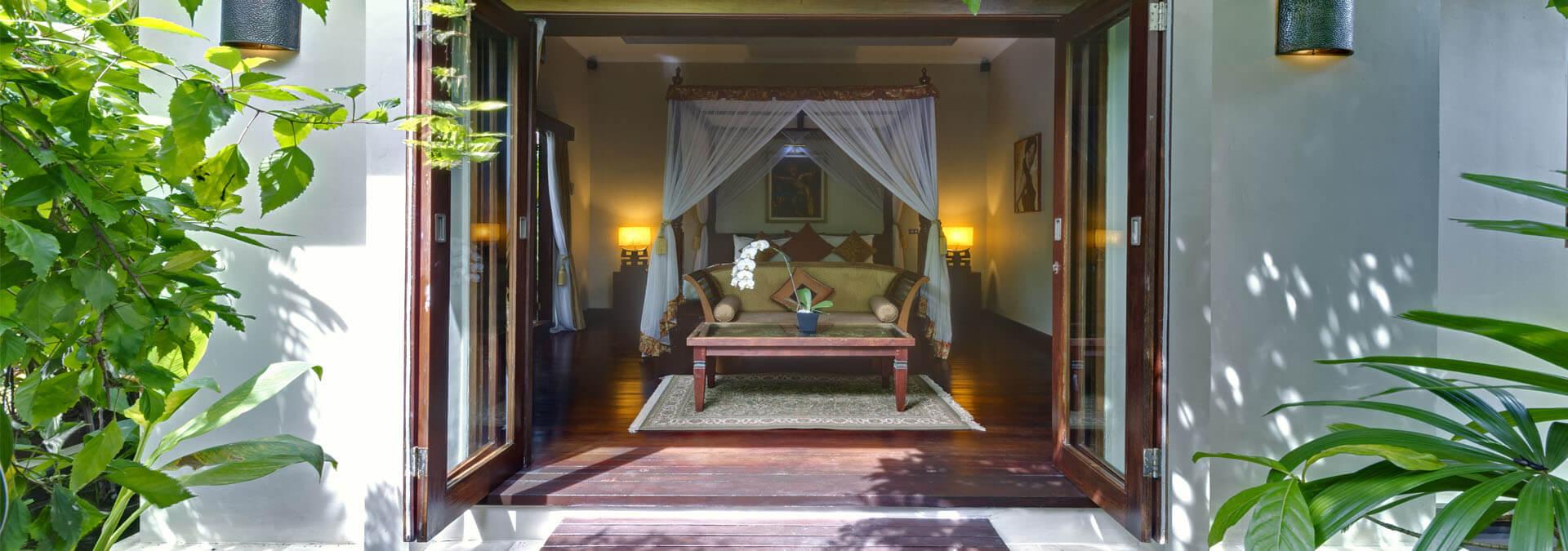 Villa-Kalimaya-I--First-guest-bedroom-pavilion-entrance